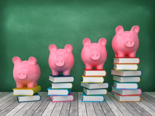 Four Tips to Help Make Investing and Saving for College Easier