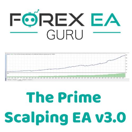 The Prime Scalping EA v3.0