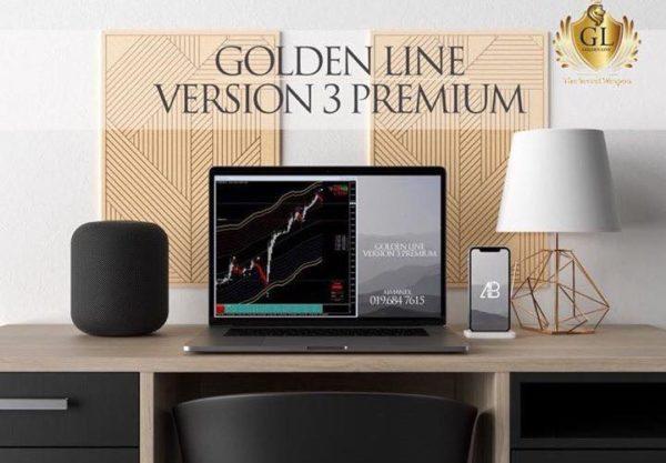Golden Line V3 Indicator