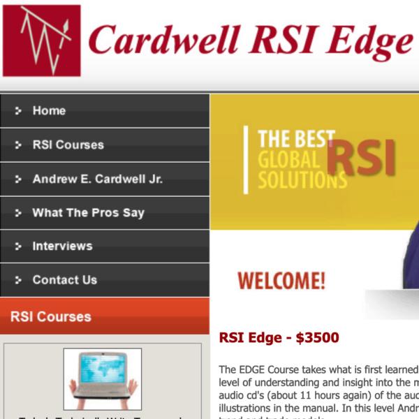 Cardwell RSI Edge