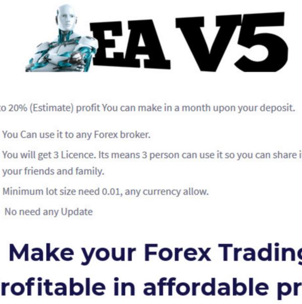 EA V5 PRO 2020