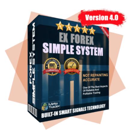 EX FOREX SIMPLE SYSTEM v4.0